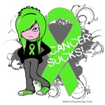 Girl Cancer Sucks Lymphoma Shirts