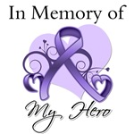 In Memory Hodgkin's Lymphoma Hero Shirts