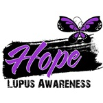 Butterfly Hope Lupus