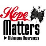 Melanoma Butterfly Hope