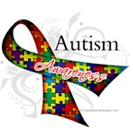 Ribbon - Autism Awareness