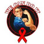 We Can Do It Heart Disease Shirts