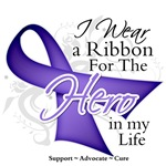 Hodgkin's Lymphoma Hero in My Life Shirts