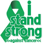I Stand Strong Against Liver Cancer Shirts