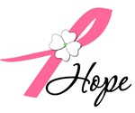 Hope Ribbon Breast Cancer Shirts