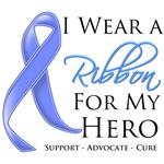 Esophageal Cancer I Wear a Ribbon For My Hero Shir