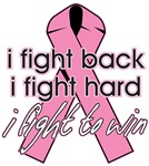I Fight Back Breast Cancer Shirts