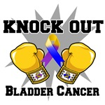 Knock Out Bladder Cancer Shirts