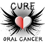 Cure Oral Cancer Shirts