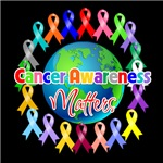 World Cancer Awareness Matters Shirts and Gifts