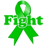Fight Green Ribbon Shirts and Gifts