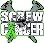 Screw Lymphoma Cancer Shirts