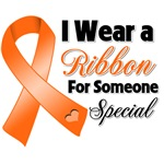 Ribbon Someone Special Leukemia Shirts