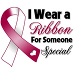 Ribbon Someone Special Head Neck Cancer Shirts