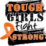 Leukemia Tough Girls Fight Strong Shirts