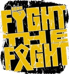 Fight The Fight Appendix Cancer Shirts
