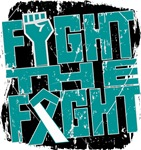 Fight The Fight Cervical Cancer Shirts