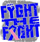 Fight The Fight Male Breast Cancer Shirts