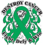 Destroy Liver Cancer Shirts and Gear