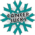 Ovarian Cancer Sucks Shirts and Gear