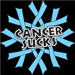 Prostate Cancer Sucks Shirts and Gear