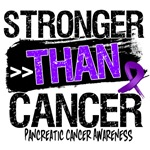 Pancreatic Cancer - Stronger than Cancer Shirts