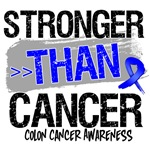 Colon Cancer  - Stronger than Cancer Shirts