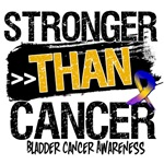 Bladder Cancer  Stronger than Cancer Shirts