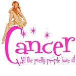 Cancer - All the pretty people have it!