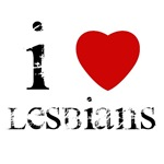 I love Lesbians