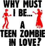 TEEN ZOMBIE IN LOVE