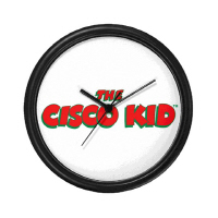 Cisco Kid LogoWear