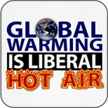 Global Warming is Liberal Hot Air