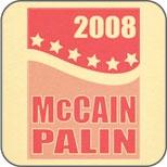 McCain-Palin Patriotic Pink