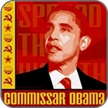 Commissar Obama