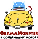 Obama Monster & Government Motors