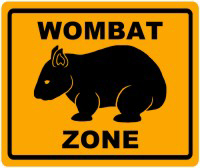THE WOMBAT ZONE