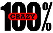 100 Percent Crazy