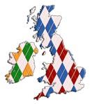 Argyle British Isles - Multi Flag Color
