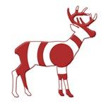 Deer Target Bulls-eye