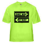 One Way - My Way