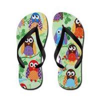 Bird Flip Flops