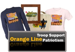 Patriotic and US Army/Navy Support