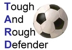 Soccer tough & rough defensive specialist