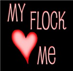 My Flock Loves Me