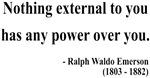Ralph Waldo Emerson 15