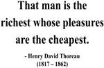 Henry David Thoreau 16