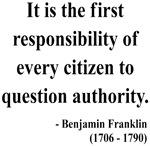 Benjamin Franklin 17