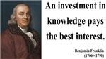 Benjamin Franklin 21