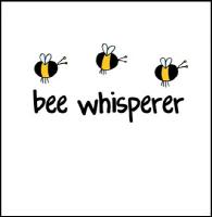 Bee whisperer